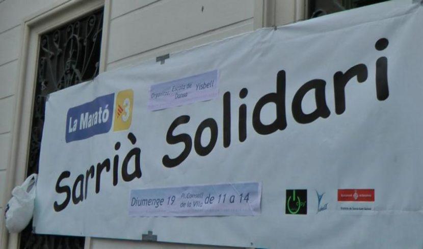 sarria solidari 2013