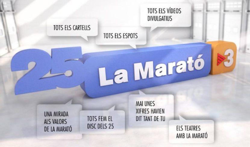 marató tv3 2016